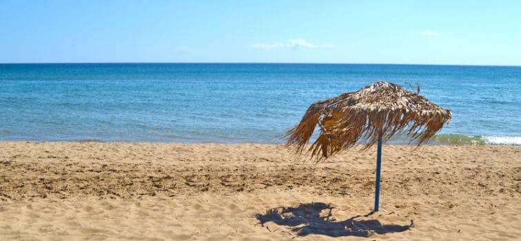 Glyfa Beach paros