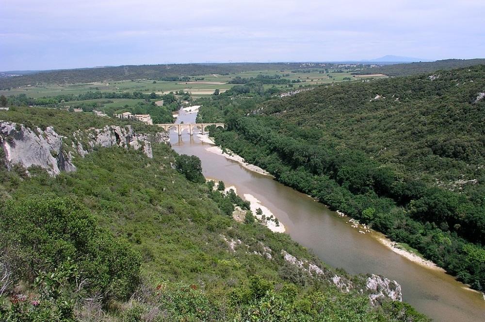 Grimper à Pont Saint Nicolas gard