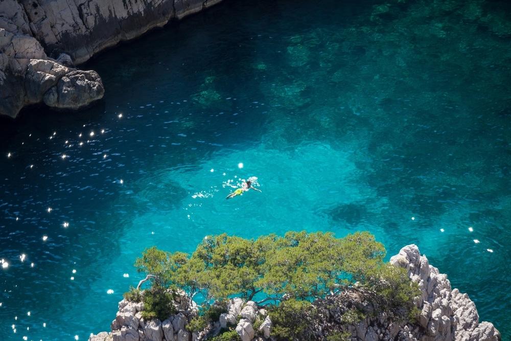 Grotte calanque sormiou