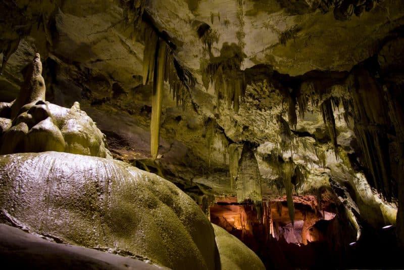 Les grottes de Bétharram, Lourdes