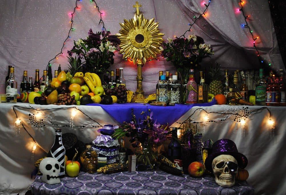 Fêtes de Guédé, Haïti, Halloween