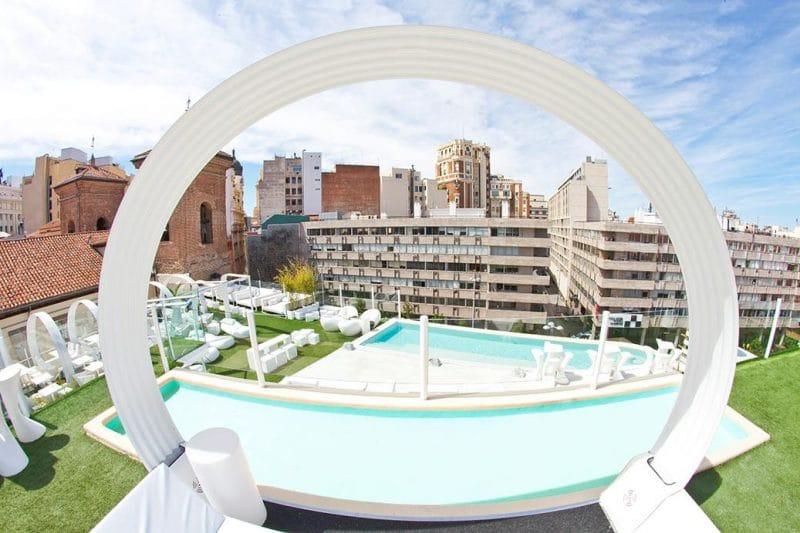 Gymase Lounge Resort, Madrid