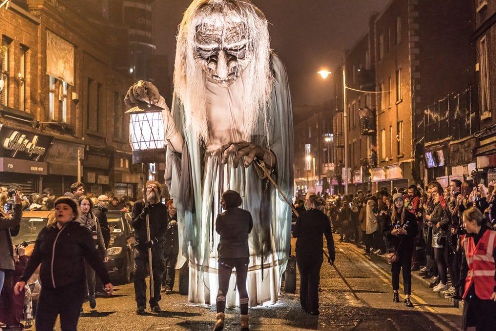 Halloween en Irlande