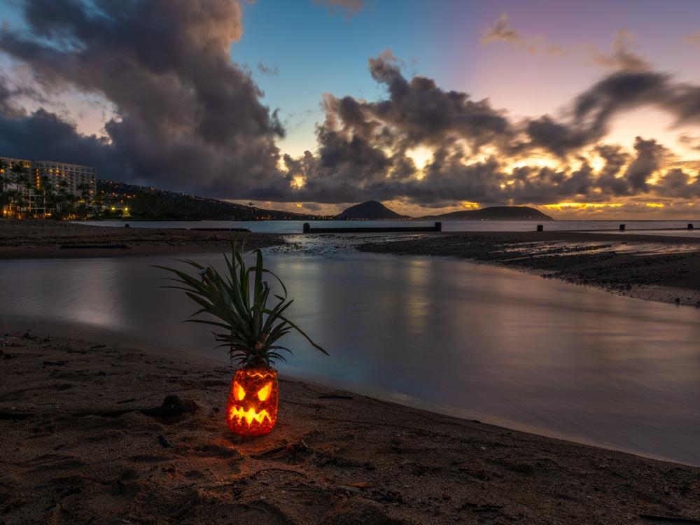 Halloween à Hawaï