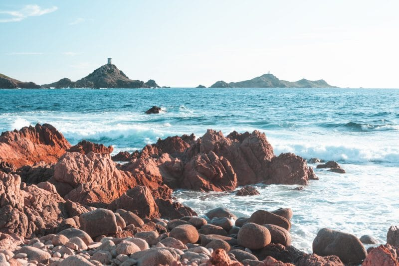 Histoire des Îles Sanguinaires en Corse
