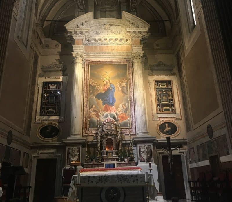 Histoire de la Crypte des Capucins à Rome