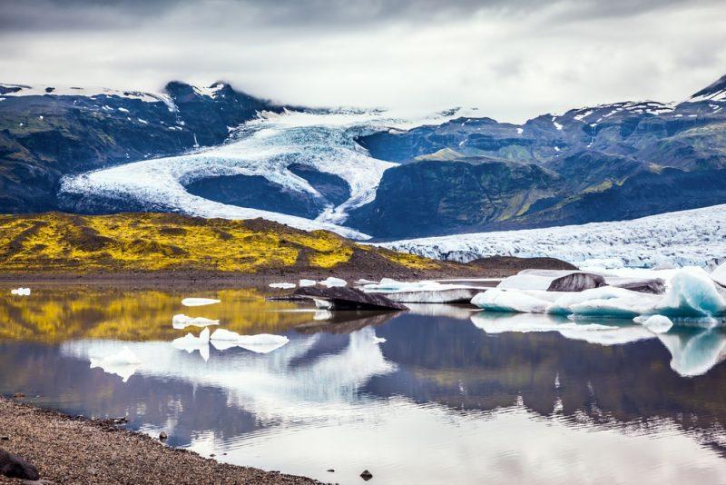 Histoire du parc national de Skaftafell