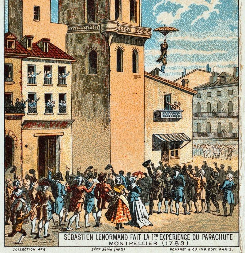 Histoire de la Tour de la Babote, Montpellier