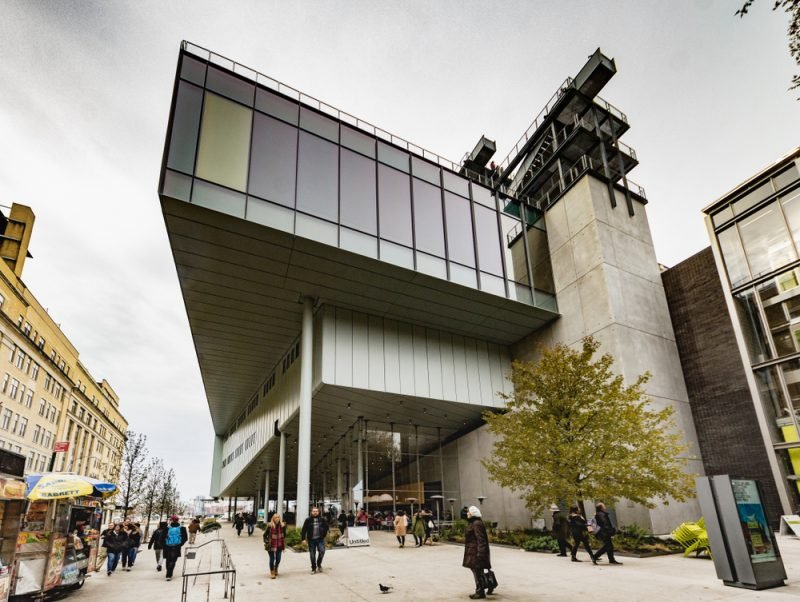 Histoire du Whitney Museum of Art, New York
