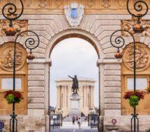 Horaires et tarifs de l'Arc de Triomphe de Montpellier