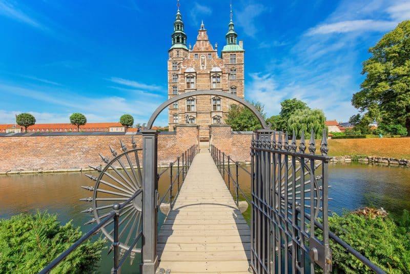 Horaires et tarifs du château de Rosenberg