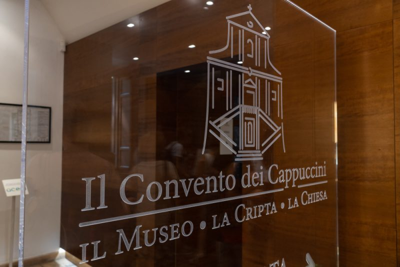 Horaires et tarifs de la Crypte des Capucins à Rome
