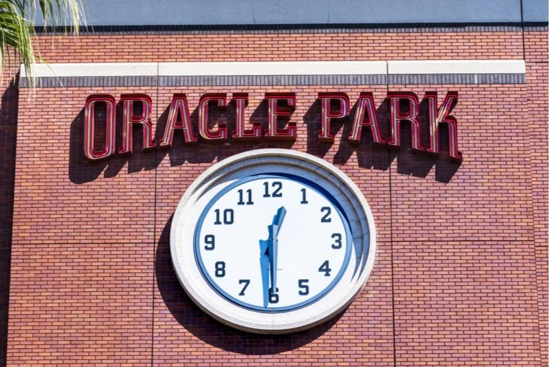Horaires & tarifs de l'Oracle Park à San Francisco