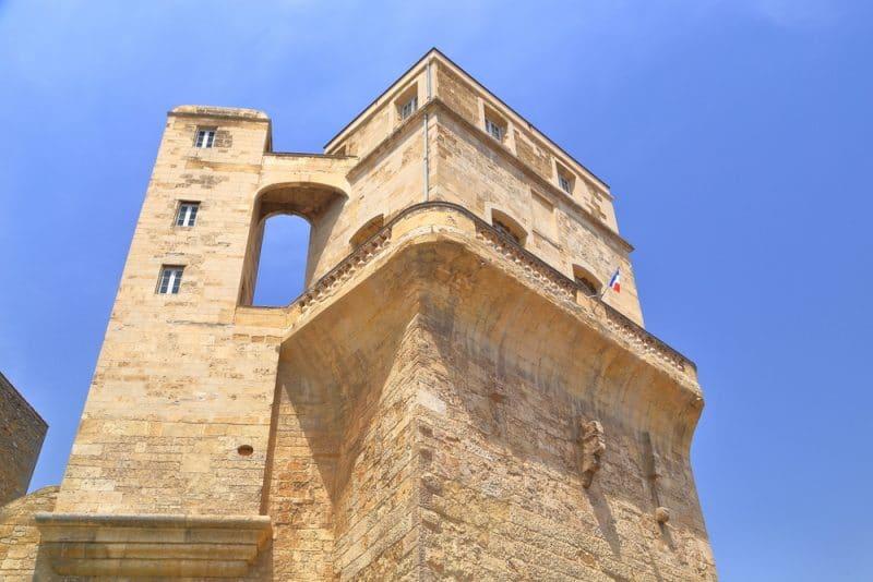 Horaires et tarifs de la Tour de la Babote à Montpellier