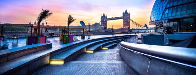 Les 8 meilleurs hôtels avec vue de Londres