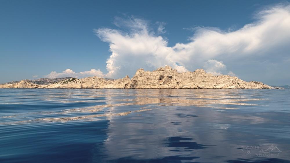 Iles Riou Marseille plongee