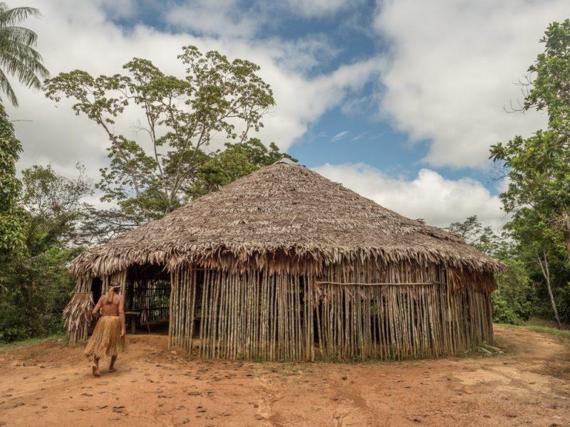 Iquitos, village