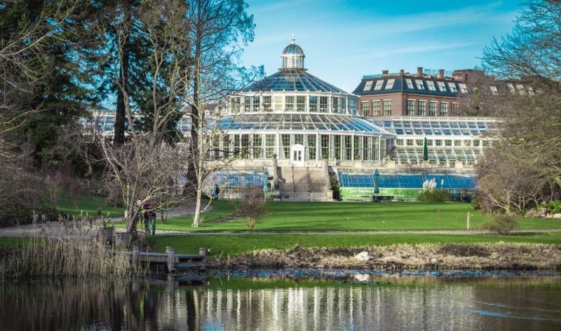 Jardin botanique de Copenhague