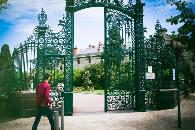 Jardin Lecoq, Clermont-Ferrand
