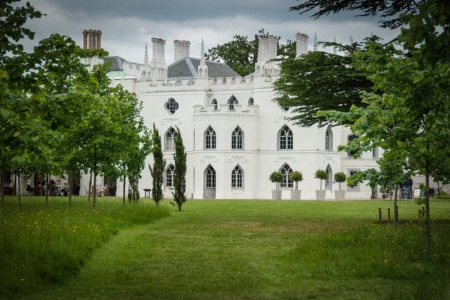 Strawberry Hill House : fascinante villa de la banlieue huppée londonienne