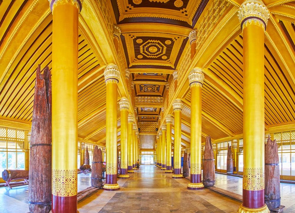 Kanbawzathadi Palace, Bago