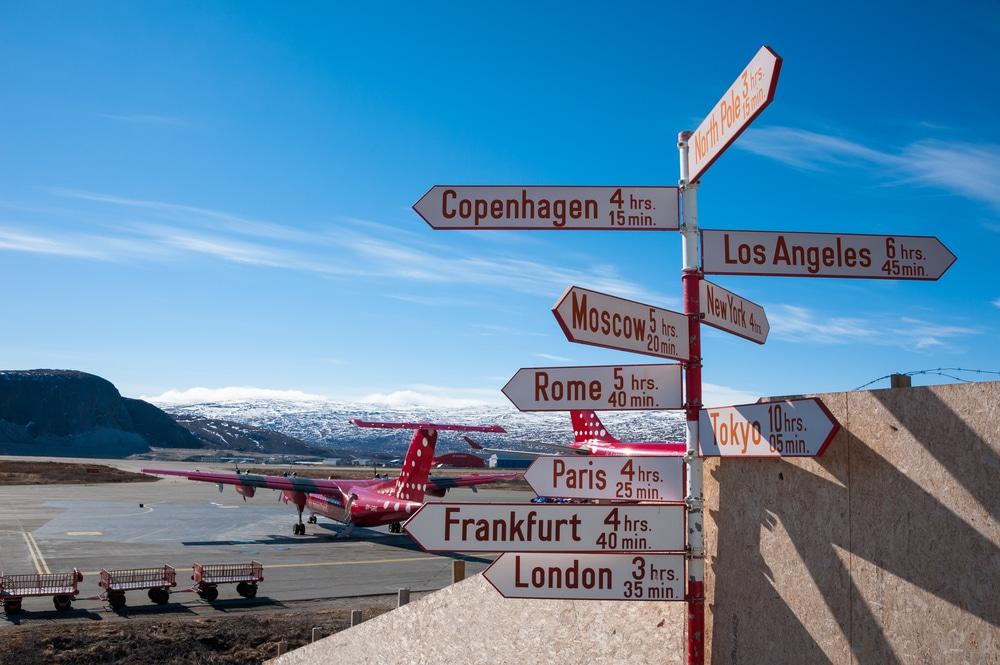 Kangerlussuaq, Groenland