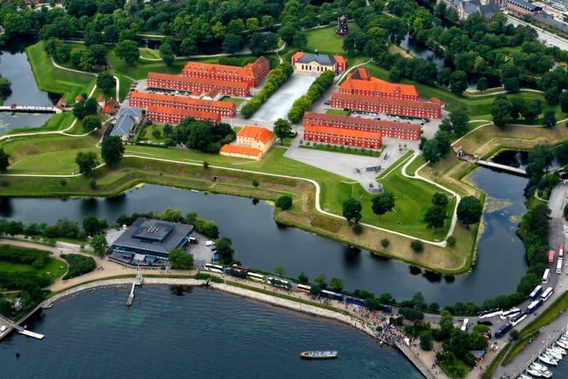 Forteresse de Kastellet, Copenhague
