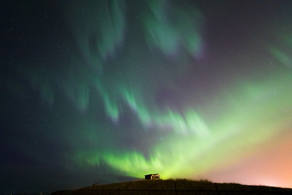 Keflavik, Islande
