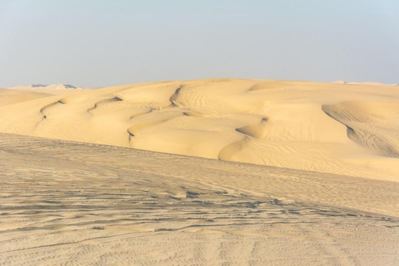khor al adaid désert