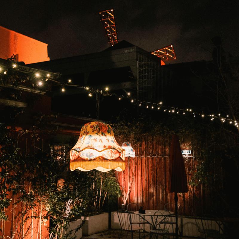la machine du moulin rouge rooftop