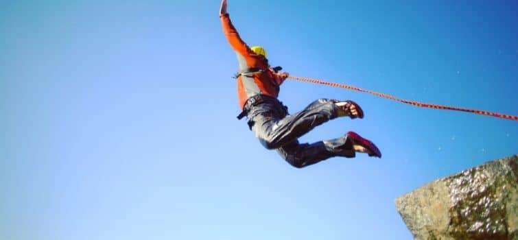 saut elastique lyon