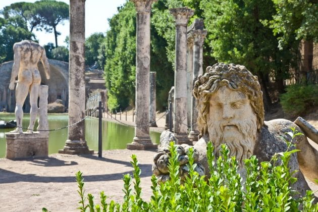 Visiter la Villa d'Hadrien à Tivoli : billets, tarifs, horaires