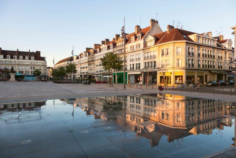 Loger dans le centre de Beauvais