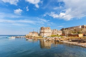 Dans quelle ville loger à Lesbos ?
