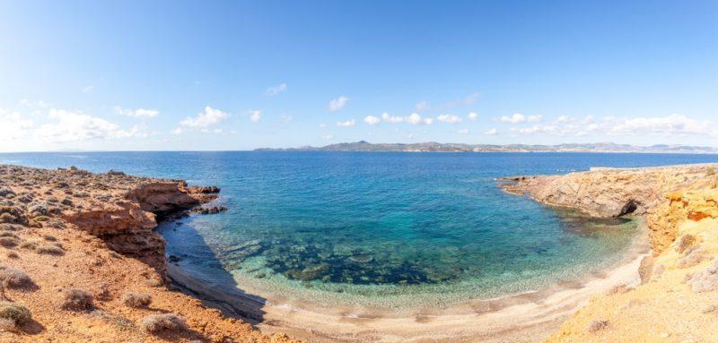 Makronisi, Grèce