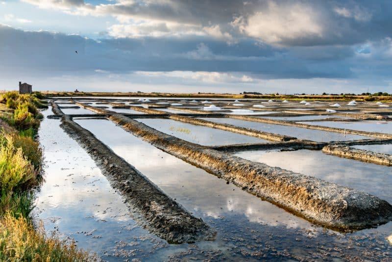 Marais salants, Noirmoutier, Vendée