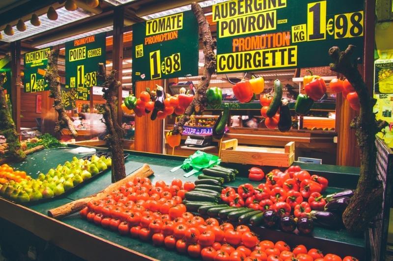 marché Aligre paris