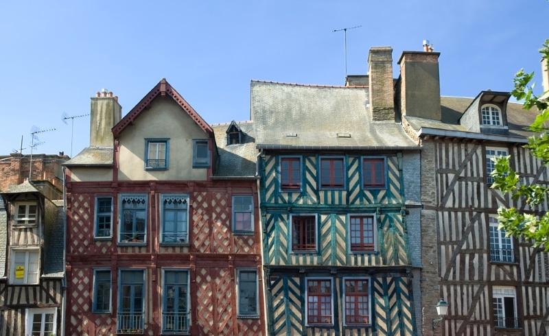 marché de Rennes