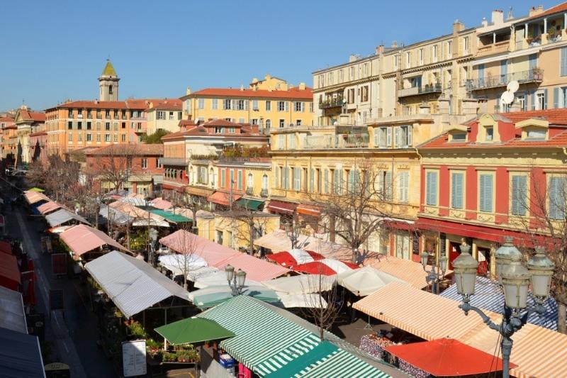 marché Saleya Nice