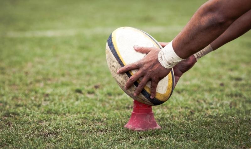 match de rugby dans les Pyrenees