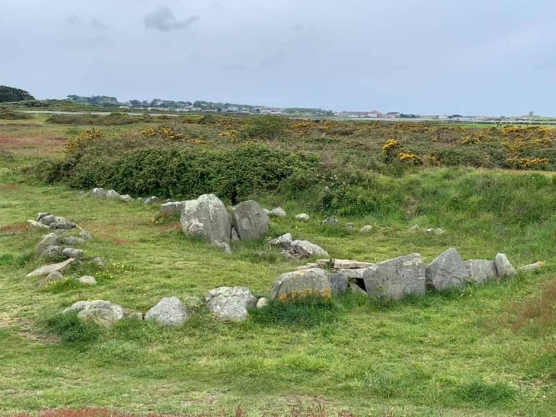 Megalithic Guernsey