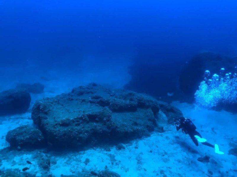 Plongée à Mikri, Santa Maria, Paros