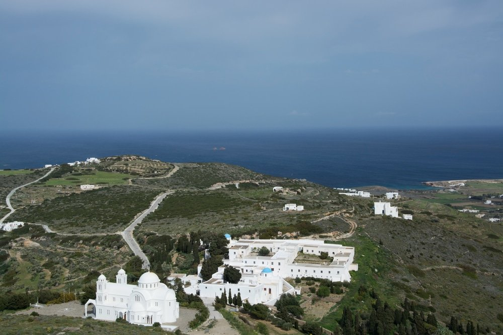 Monastère Paros