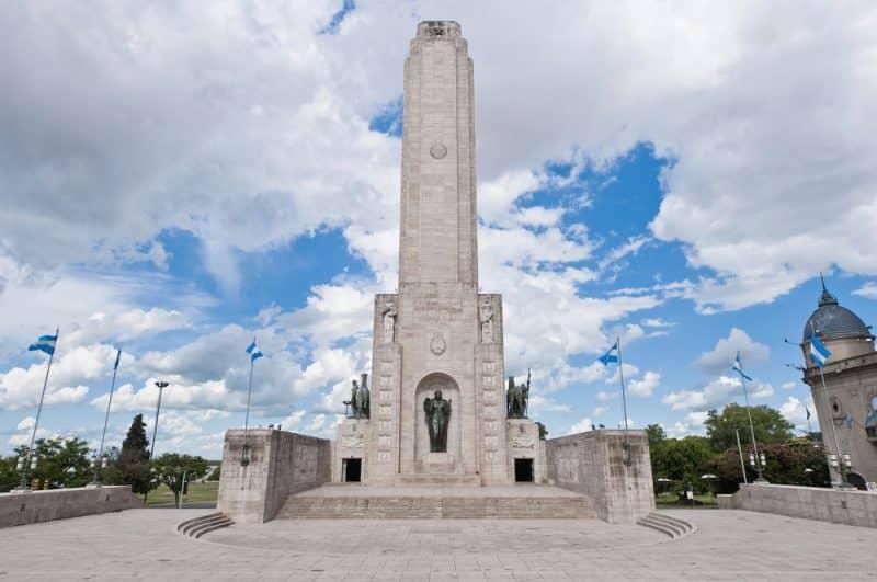 Monument au drapeau, Rosario