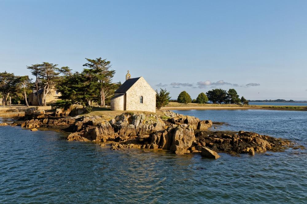 Îles du Morbihan, Digital detox