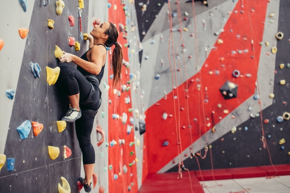 Mur Escalade indoor