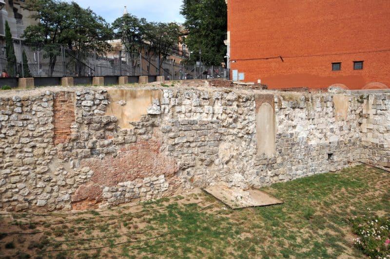 Mur mauresque de Madrid