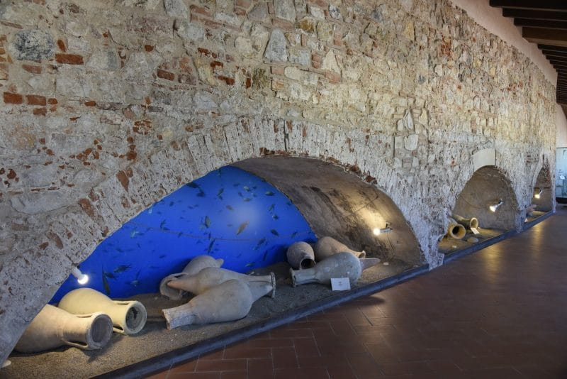 Museo Archeologico di Linguella, Île d'Elbe