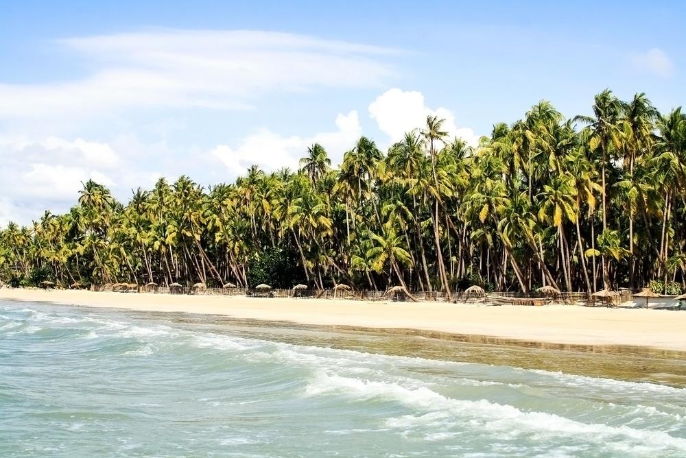 Ngapali Beach, Birmanie