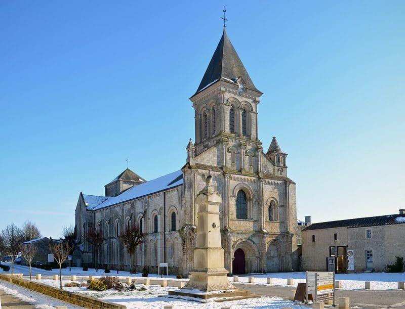 Nieul-sur-l'Autise, Vendée